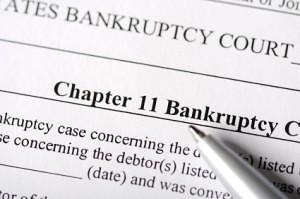 Celebrity Bankruptcy